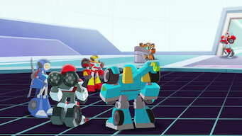 Transformers Rescue Bots Academy: Season 2: Mul-T-Change of Pace