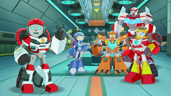 Transformers Rescue Bots Academy: Season 2: The Great Energon Rush