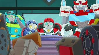 Transformers Rescue Bots Academy: Season 2: Power Up and Energize