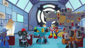 Transformers Rescue Bots Academy: Season 2: Trouble Cubed