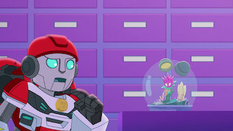 Transformers: Rescue Bots Academy: Season 2: Little Plot of Horrors
