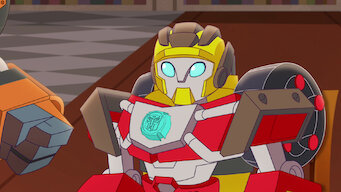 Transformers Rescue Bots Academy: Season 2: Need to Know