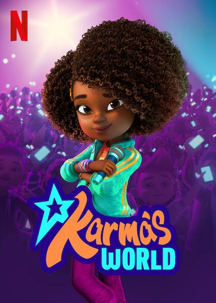 Karma's World