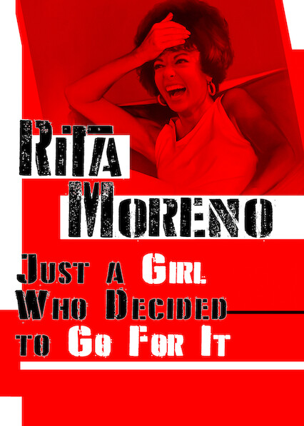 Rita Moreno: Just a Girl Who Decided to Go for It on Netflix Canada