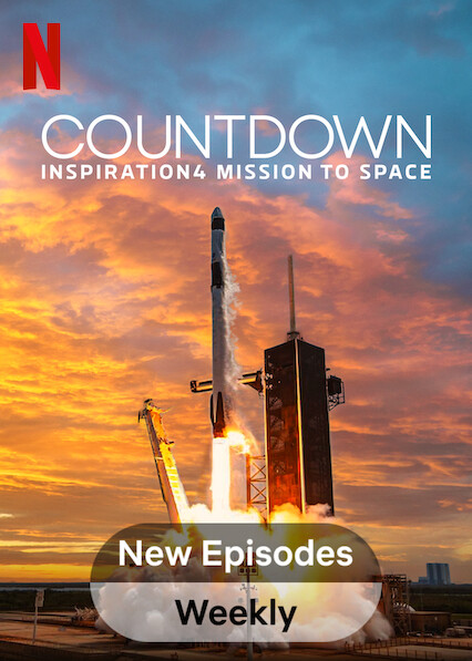 Countdown: Inspiration4 Mission to Space