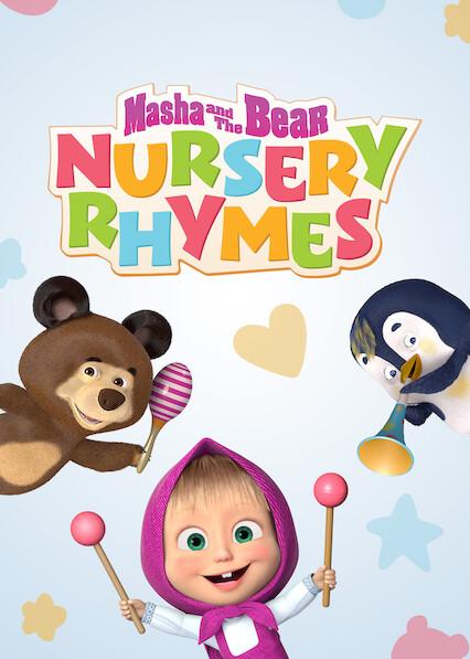 Masha and the Bear: Nursery Rhymes
