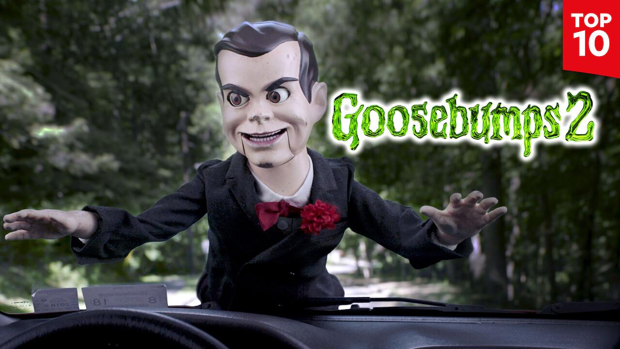 Goosebumps 2: Haunted Halloween on Netflix Canada