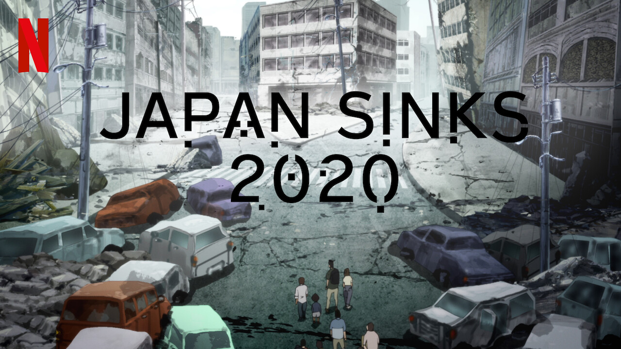 Japan Sinks: 2020 on Netflix Canada
