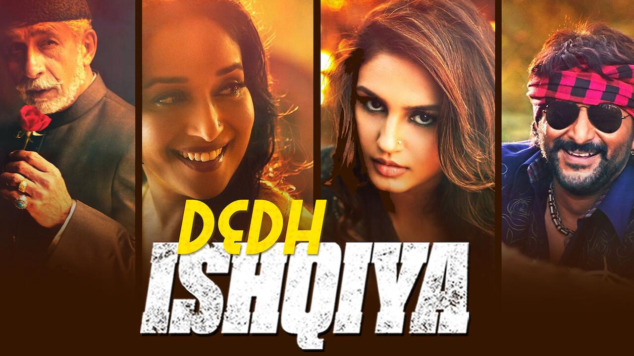 Dedh Ishqiya on Netflix Canada