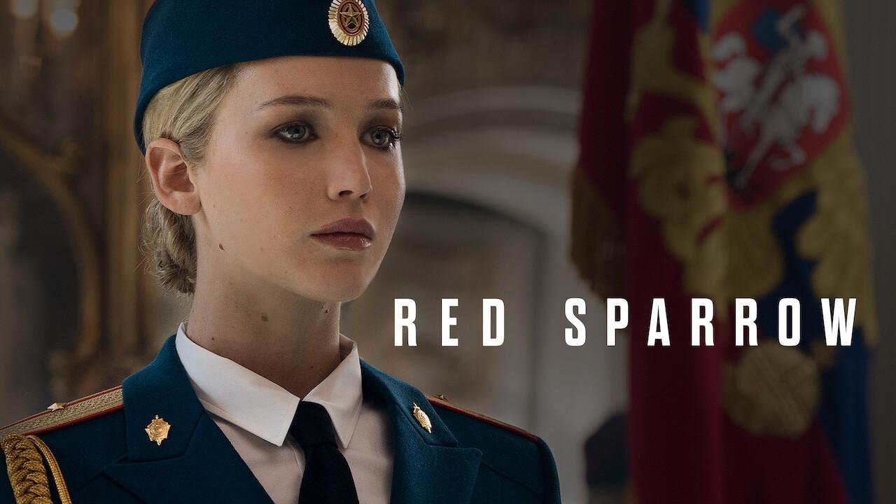 Red Sparrow Netflix