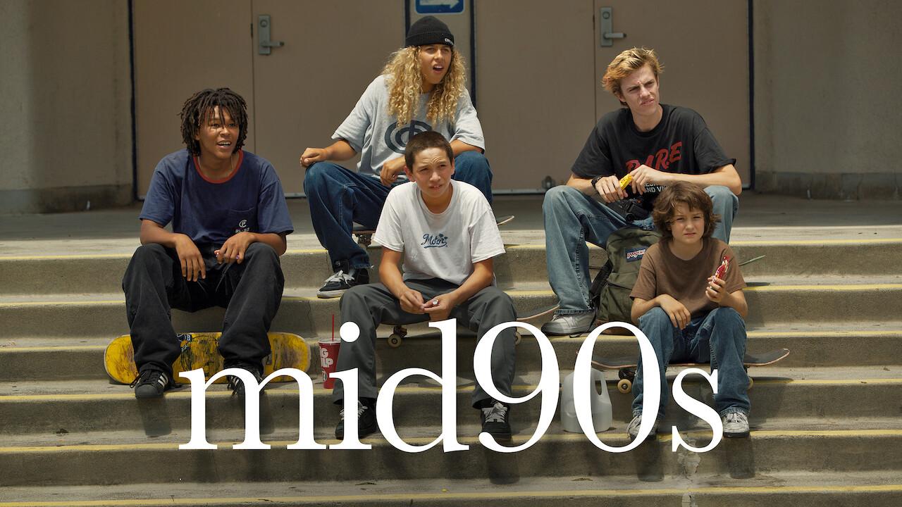 Mid90s Netflix