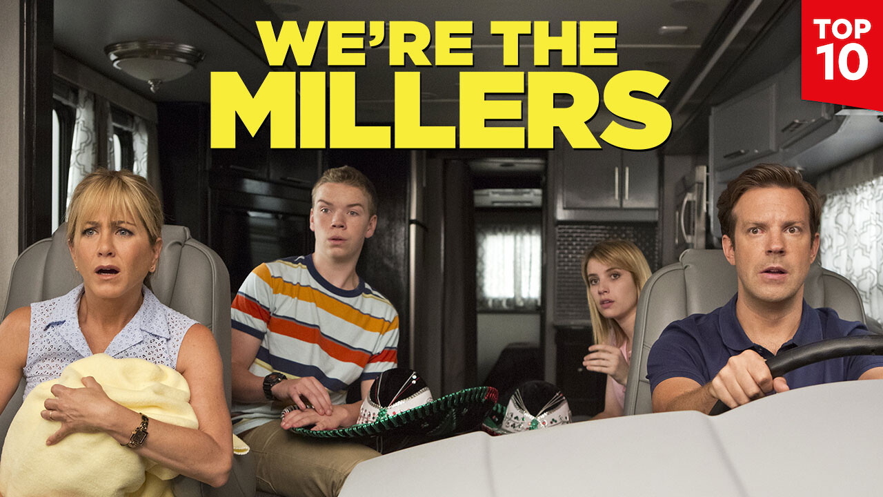 We're the Millers on Netflix Canada