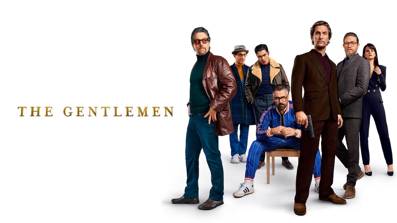 The Gentlemen on Netflix Canada