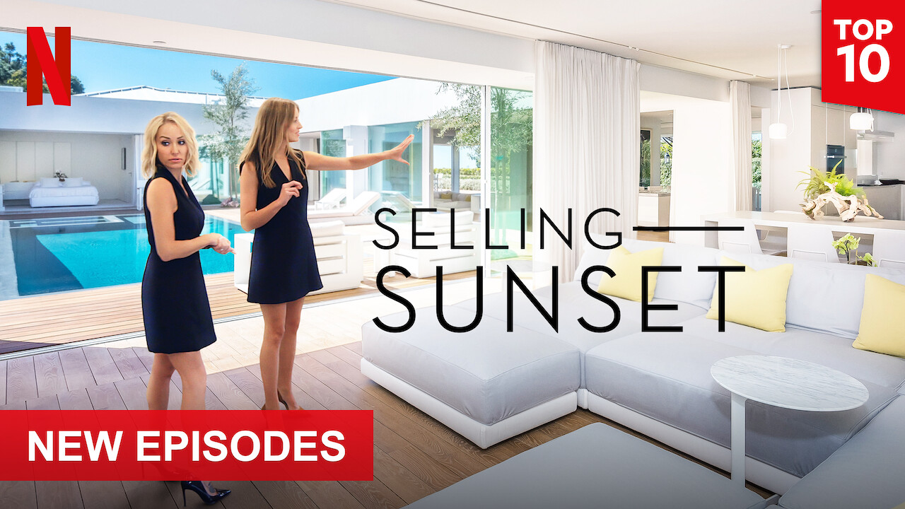 Selling Sunset on Netflix Canada