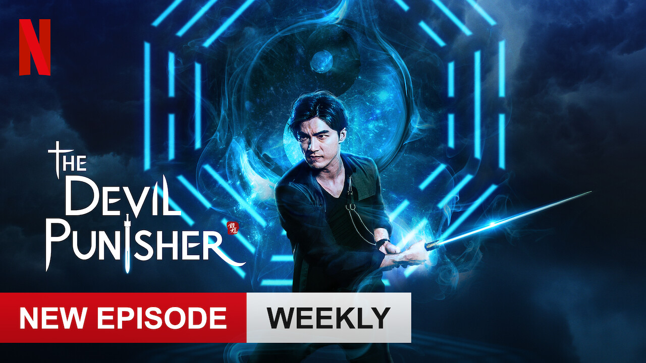 The Devil Punisher on Netflix Canada