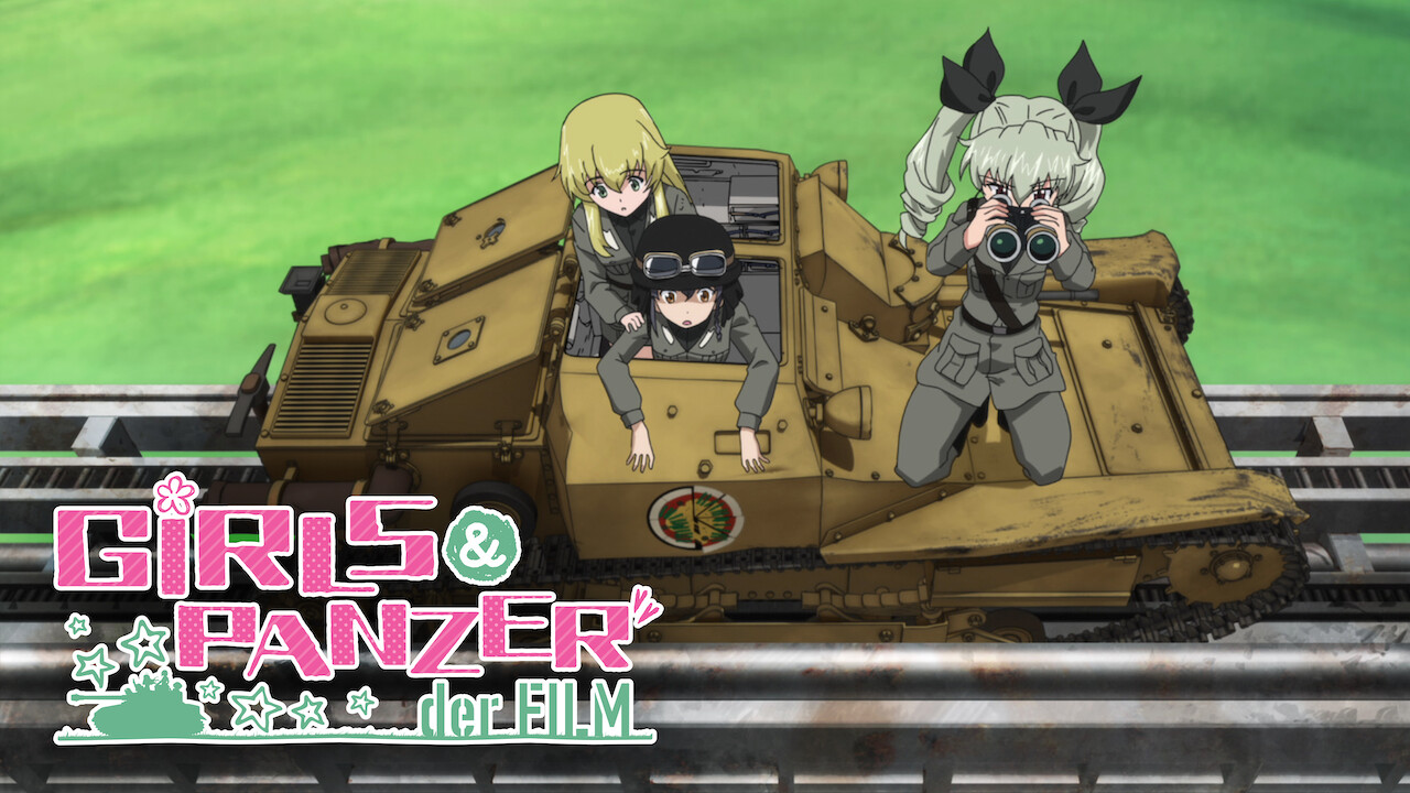 Girls Und Panzer Movie Stream