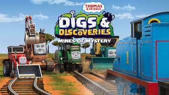 Thomas & Friends: Digs & Discoveries: Mines of Mystery