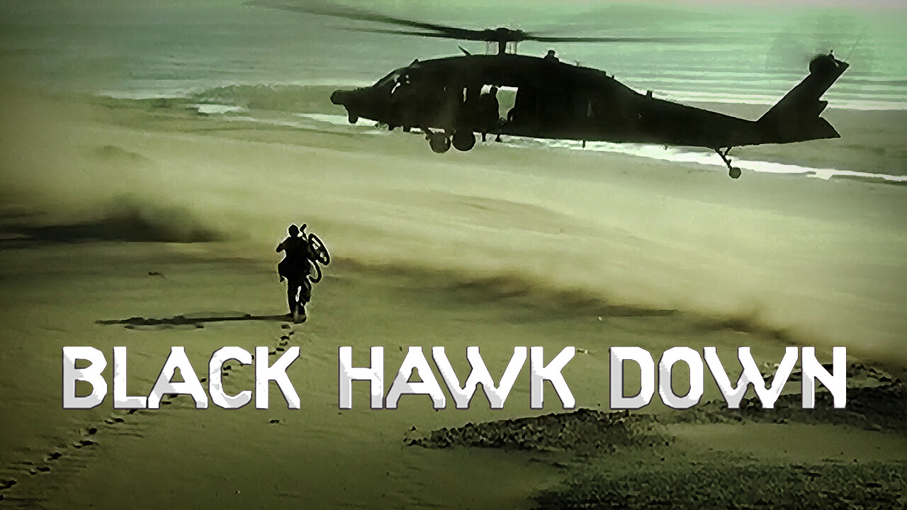 Black Hawk Down on Netflix Canada