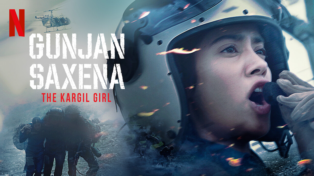 Is Gunjan Saxena The Kargil Girl Available To Watch On Canadian Netflix New On Netflix Canada