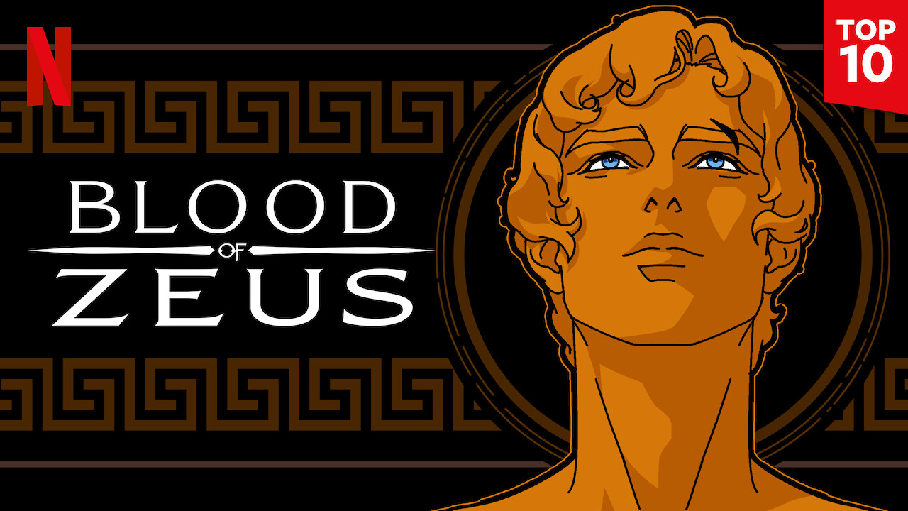 Blood of Zeus on Netflix Canada