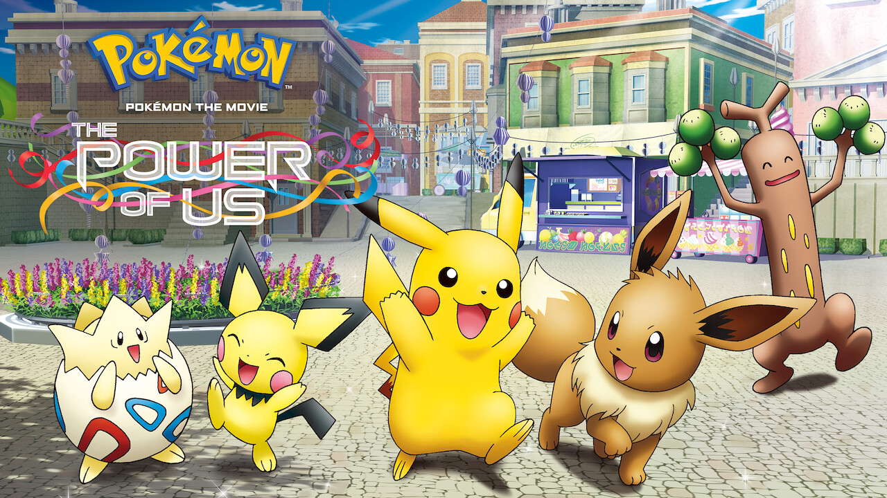Is Pokemon The Movie Power Of Us Available To Watch On Canadian