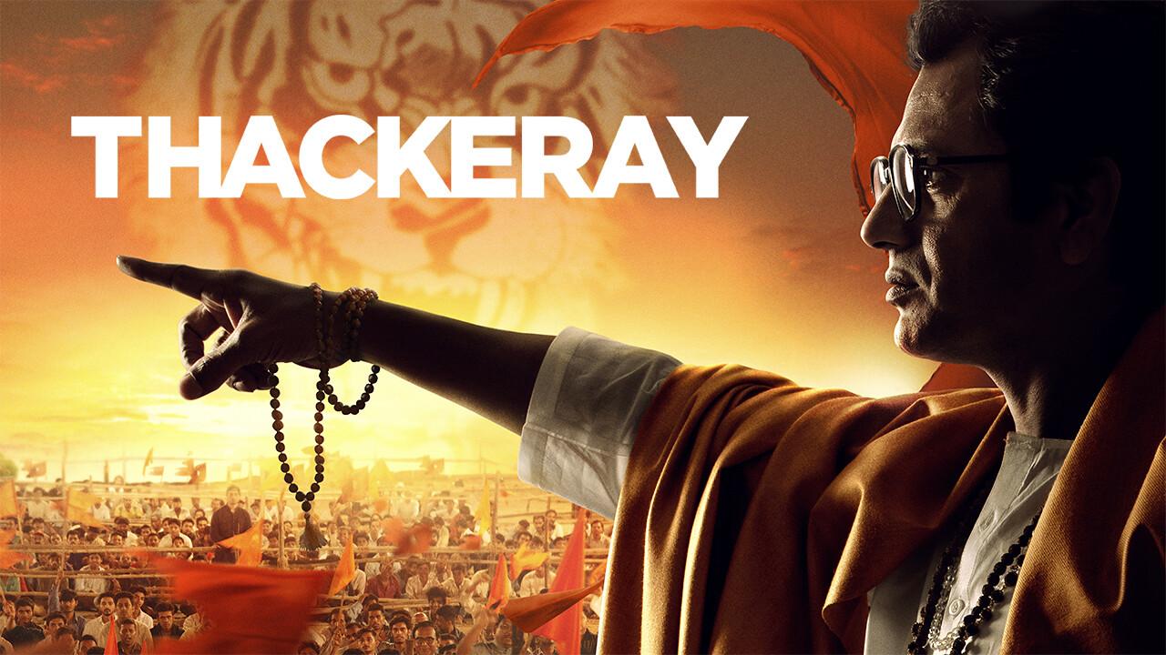 Thackeray on Netflix Canada