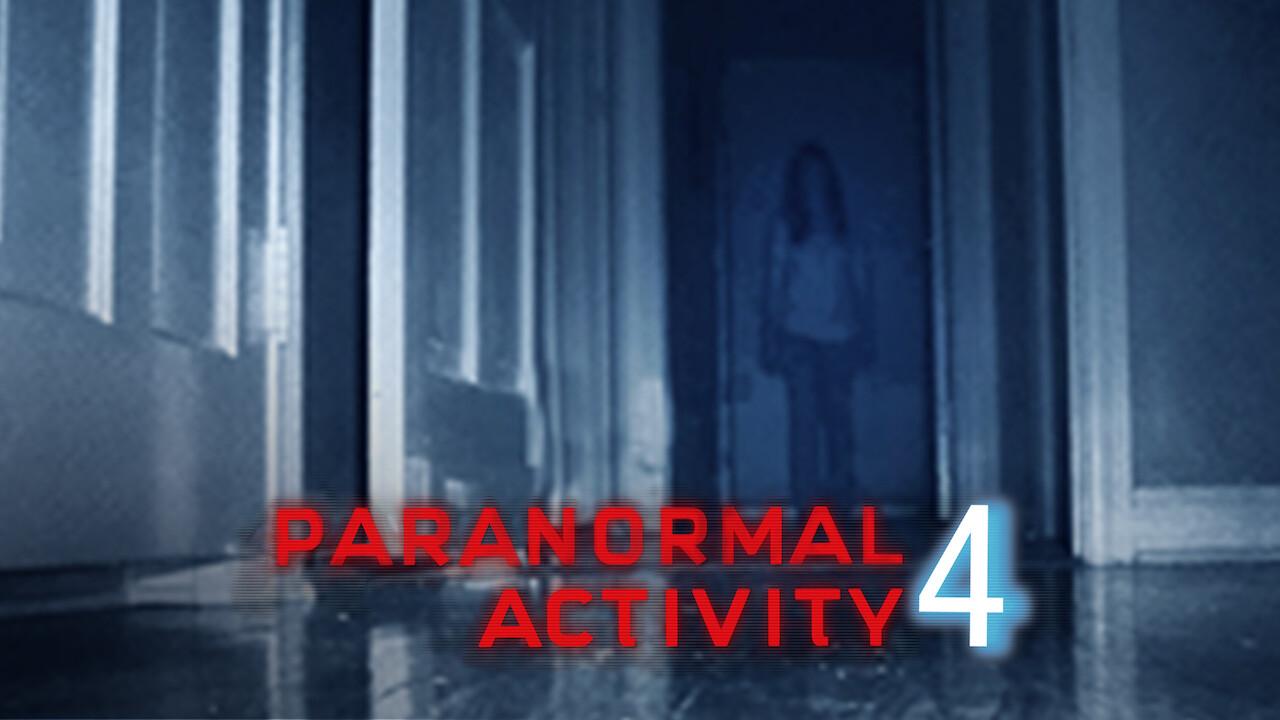 Paranormal Activity 4 on Netflix Canada