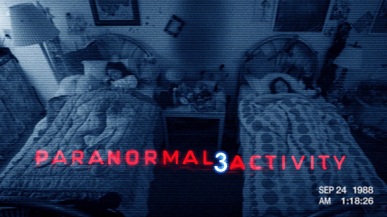 Paranormal Activity 3 on Netflix Canada