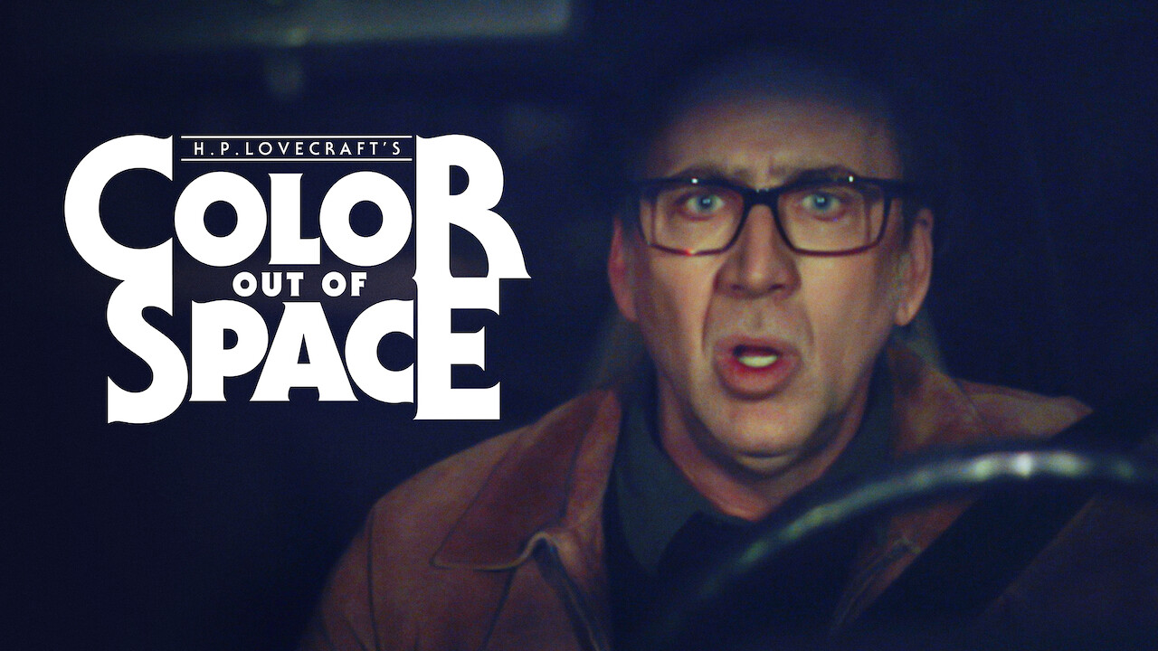 Color Out of Space on Netflix Canada