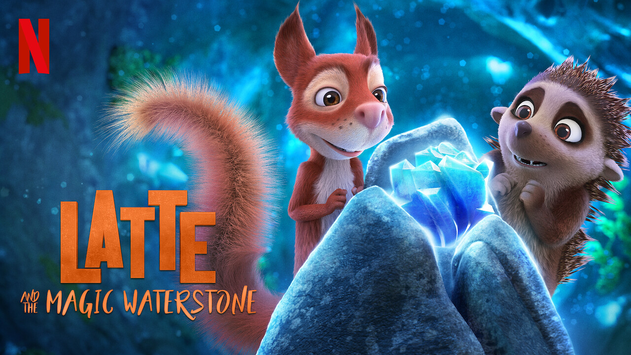 Latte and the Magic Waterstone on Netflix Canada