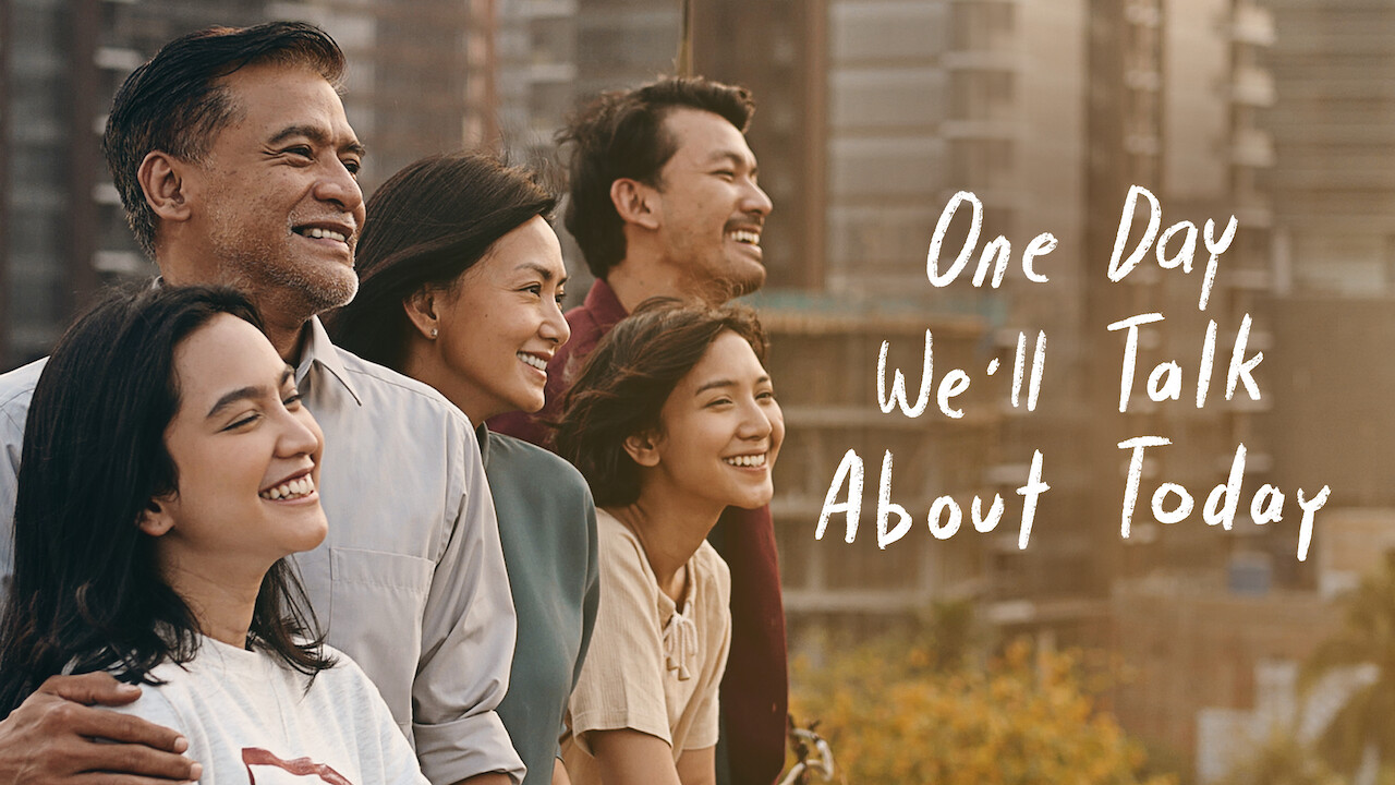 One Day We'll Talk About Today on Netflix Canada