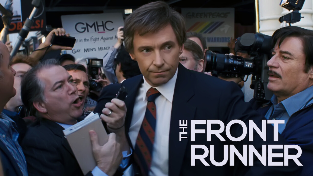 The Front Runner on Netflix Canada