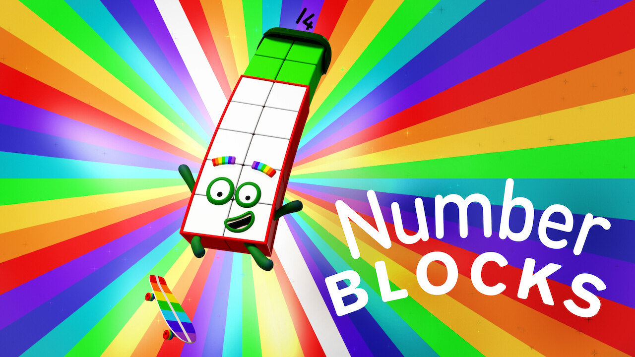 Numberblocks on Netflix Canada