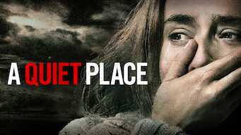 Is A Quiet Place 2018 On Netflix Egypt