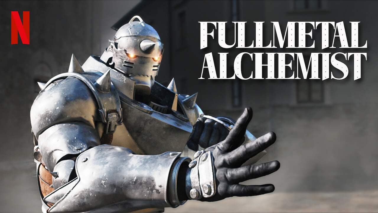 Is 'FullMetal Alchemist' available to watch on Canadian Netflix? - New On Netflix Canada