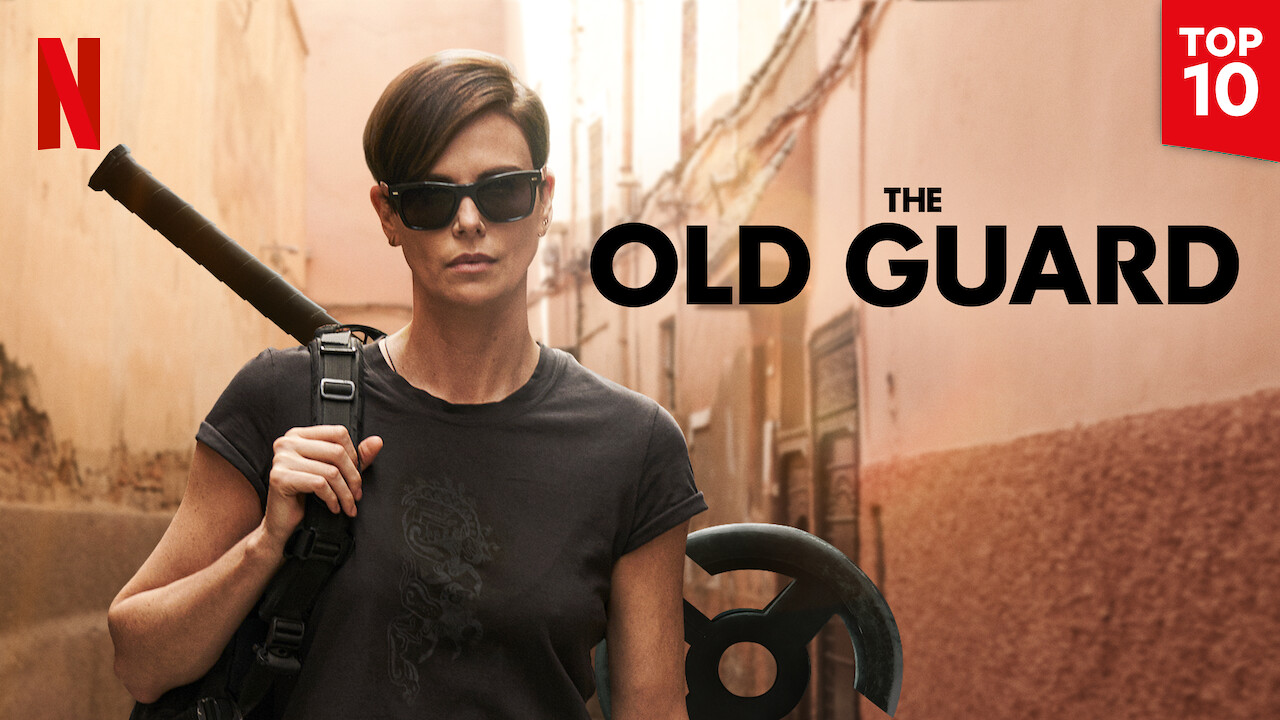 The Old Guard on Netflix Canada