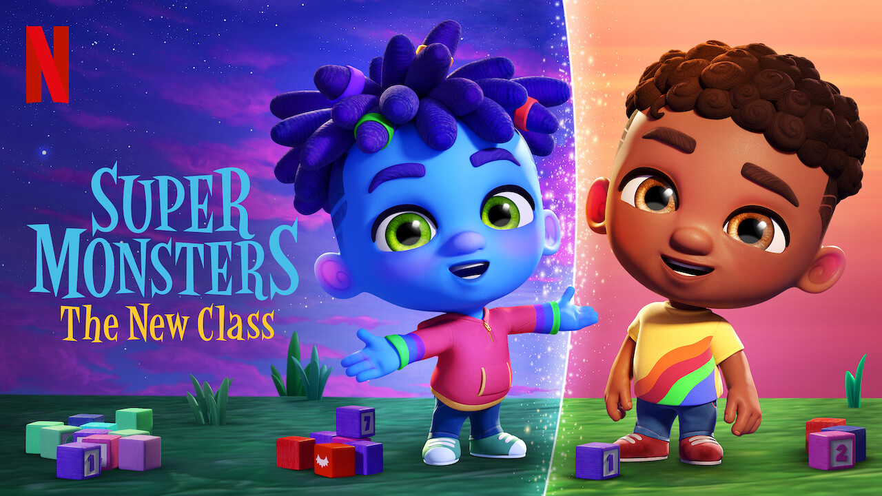 Super Monsters: The New Class on Netflix Canada