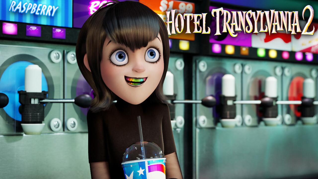 Hotel Transylvania 2 on Netflix Canada