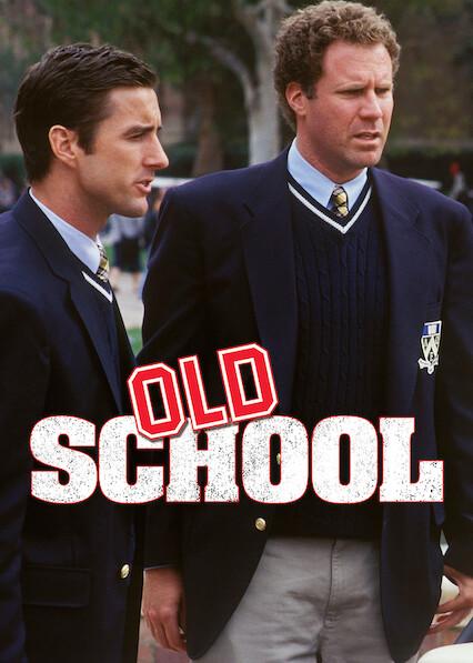 Old School on Netflix Canada