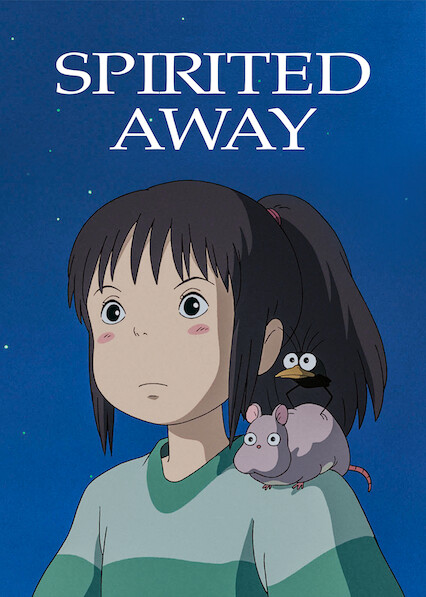 Spirited Away on Netflix Canada