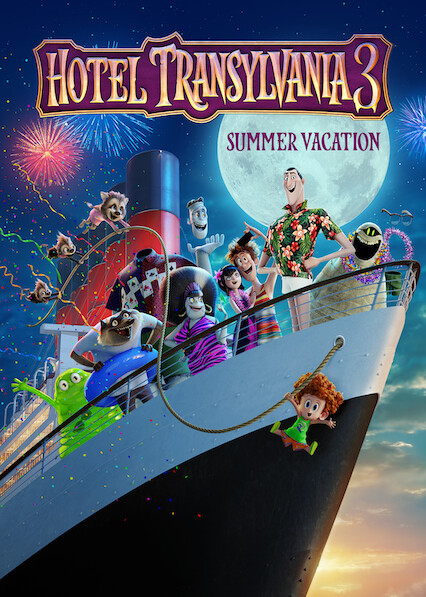 Hotel Transylvania 3: Summer Vacation on Netflix Canada