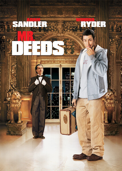 Mr. Deeds on Netflix Canada