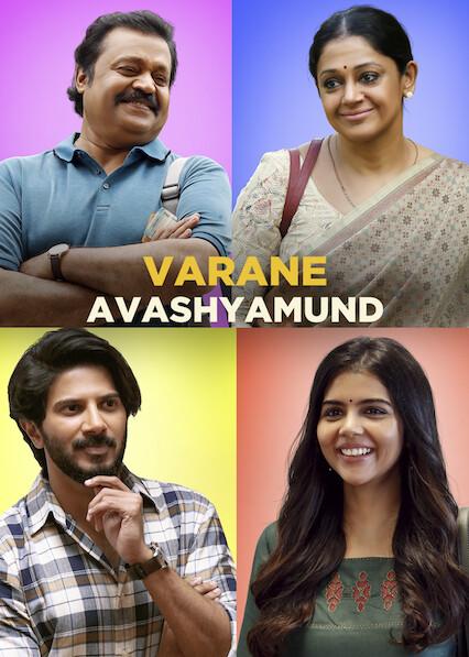 Varane Avashyamund on Netflix Canada
