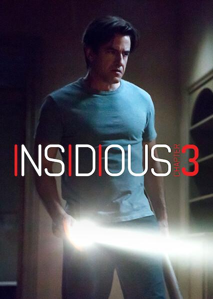 Insidious: Chapter 3 on Netflix Canada