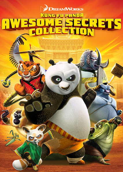 DreamWorks Kung Fu Panda Awesome Secrets on Netflix Canada
