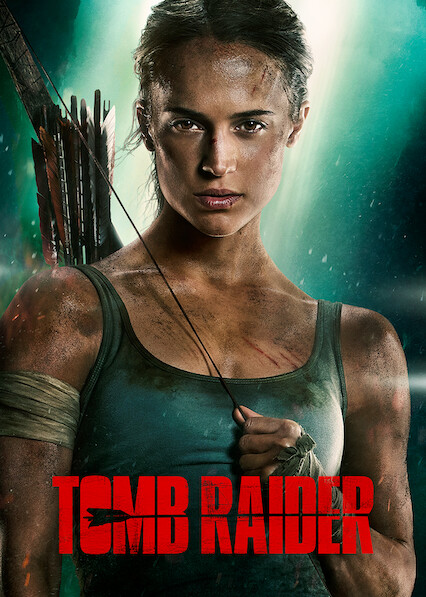 Tomb Raider on Netflix Canada