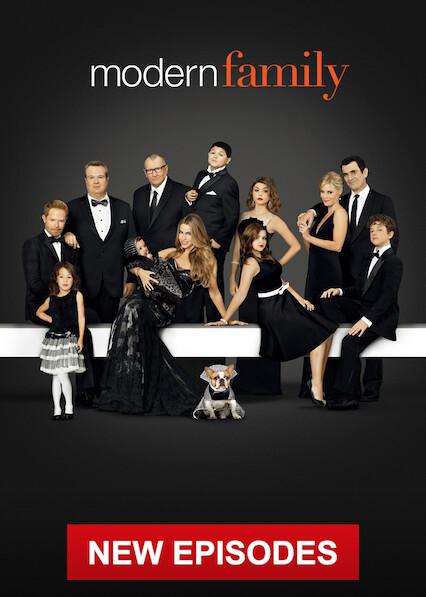 Modern Family on Netflix Canada