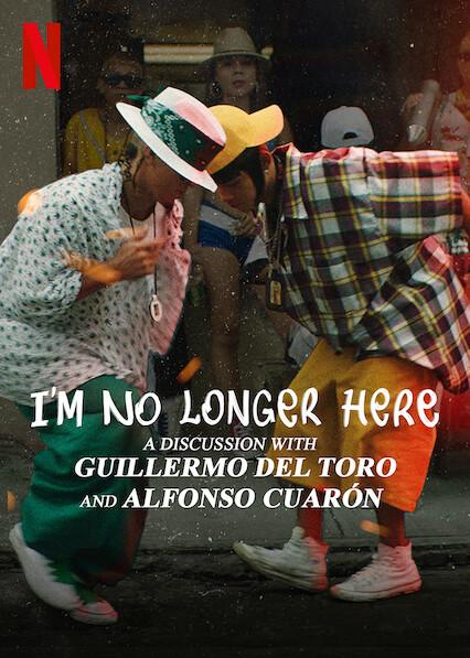 Ya no estoy aquí: Una conversación entre Guillermo del Toro y Alfonso Cuarón