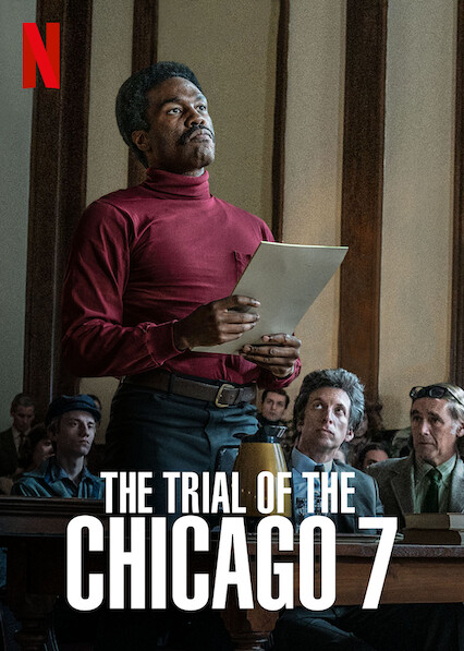The Trial of the Chicago 7 on Netflix Canada