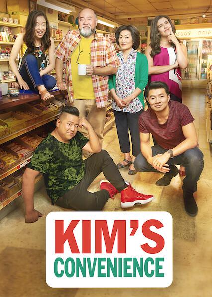 Kim's Convenience on Netflix Canada